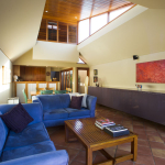 Clerestory Windows - Living Room